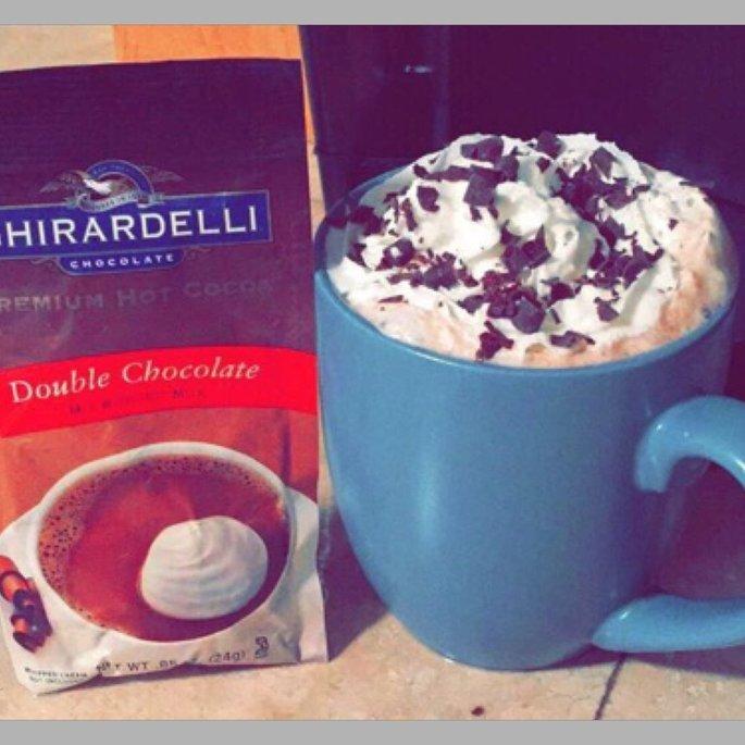 Ghirardelli Chocolate Premium Hot Cocoa, Double Chocolate uploaded by Jessica P.