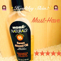 Hobe Laboratories 0754358 Hobe Naturals Sweet Almond Oil - 4 fl oz uploaded by Diya P.