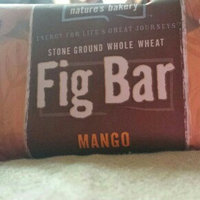 Nature's Bakery - 100 Natural Stone Ground Whole Wheat Fig Bars Mango - 6 x 2 oz. Twin Packs uploaded by Amia D.