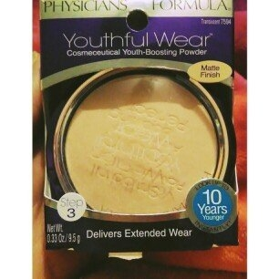 Physicians Formula Youthful Wear Cosmeceutical Youth-Boosting Powder uploaded by Maya P.