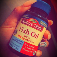 Nature Made Ultra Omega-3 Fish Oil 1400 mg Softgels - 90 Count uploaded by Mayra M.