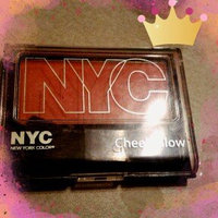 NYC Color Cosmetics NYC Cheek Glow Blush - Prospect Park Rose uploaded by Marionette D.