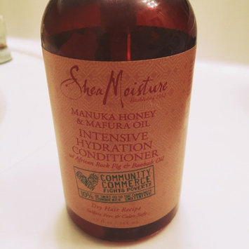 Photo of SheaMoisture Manuka Honey & Mafura Oil Intensive Hydration Conditioner uploaded by Victoria H.