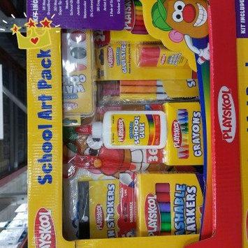 Photo of Playskool School Art Pack, 112 Piece Set uploaded by Lia A.