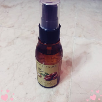 Photo of Nature Republic Argan Essential Deep Care Hair Essence uploaded by Sadaf J.