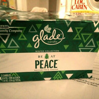 Glade® Be At Peace™ Air Freshener Candle 3.8 oz. Jar uploaded by Jamie S.