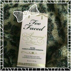Photo of Too Faced Amazing Face Liquid Foundation uploaded by Yulieth P.