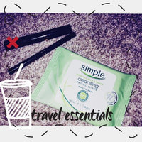 Simple Exfoliating Facial Wipes uploaded by Kelsey Leonor' L.