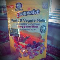 Gerber Graduates Fruit & Veggie Melts uploaded by Lauren G.