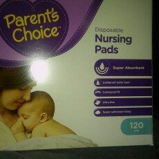 Parent's Choice Disposable Nursing Pads - 120 ct uploaded by Heavenly F.