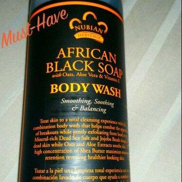 Photo of Nubian Heritage Body Wash uploaded by Erica C.