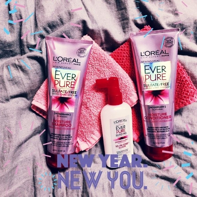 L'Oréal EverPure Moisture Conditioner uploaded by Brooke W.