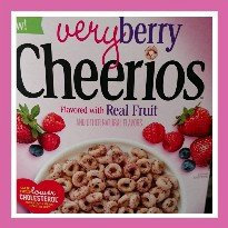 Photo of Cheerios General Mills Very Berry Cereal uploaded by Marybell K.