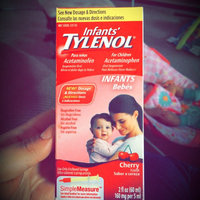 Tylenol Pain Reliever and Fever Reducer Cherry Drops for Infants - 2 uploaded by Valerie G.