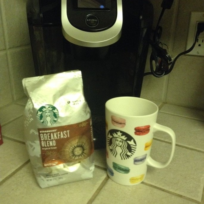 Starbucks Coffee Pike Place Medium Roast Coffee Beans uploaded by Rocio V.