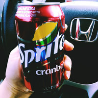 Sprite Zero Cranberry Zero Calorie Lemon-Lime Soda Cranberry uploaded by Brooke H.