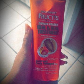 Garnier Fructis Heal & Seal Treatment, 6.8 fl oz uploaded by Yesenia F.