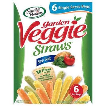 Photo of Sensible Portions Sea Salt Garden Veggie Straws Vegetable and Potato Snack, 16 oz uploaded by Tyesa T.