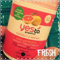 Yes to Grapefruit Pore Perfection Night Treatment uploaded by Veronica C.