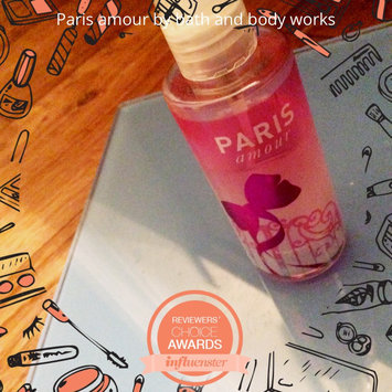 Photo of Bath & Body Works® Signature Collection PARIS AMOUR Fine Fragrance Mist uploaded by Brandon T.