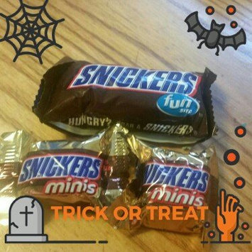 Snickers Minis uploaded by Mabel S.