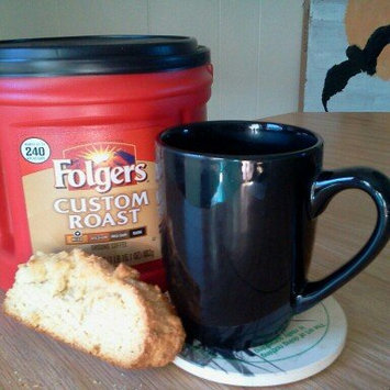 Photo of Folgers Custom Roast Ground Coffee, 34.5 oz uploaded by April M.