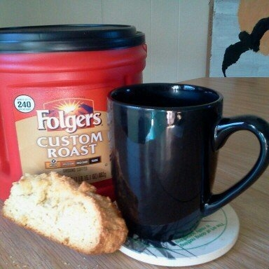 Folgers Custom Roast Ground Coffee, 34.5 oz uploaded by April M.