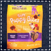 Wellness Complete Health Just For Puppy Lamb, Oatmeal & Salmon Treats uploaded by Panko t.