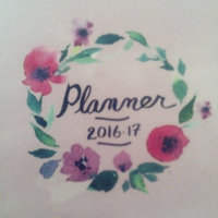 Sugar Paper Planner 2016 Weekly/Monthly 5x8 uploaded by Martha L.