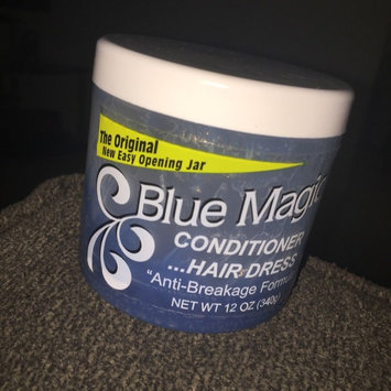 Blue Magic Conditioner and Hair Dress Anti-Breakage Formula uploaded by Clenterka T.