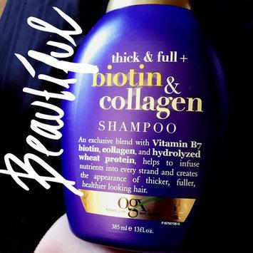 OGX® Biotin & Collagen Conditioner uploaded by Esmeralda R.