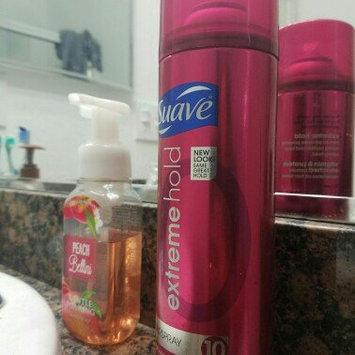 Photo of Suave® Extreme Hold Aerosol Hairspray # 10 uploaded by Stephanie C.