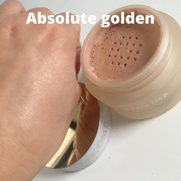 Photo of Lancôme Absolue Powder Radiant Smoothing Powder uploaded by Ileen M.