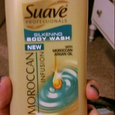 Sauve Professionals Moroccan Argan Oil Silkening Body Wash uploaded by melissa c.