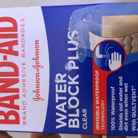 Band-Aid Water Block Plus Finger-Care Bandages uploaded by Diana R.