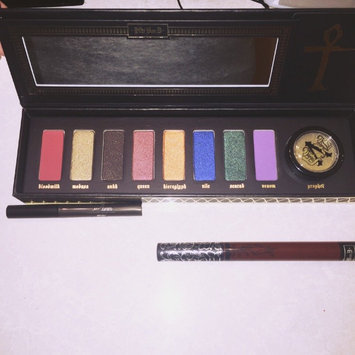 Photo of Kat Von D Serpentina Eyeshadow Palette uploaded by Dakota K.