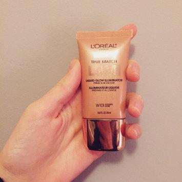 L'Oréal® Paris True Match Lumi Liquid Glow Illuminator W101 Golden Tube uploaded by Kristin C.