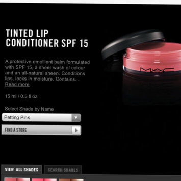Photo of MAC Cosmetics MAC Tinted lip conditioner spf 15 SOOTHING BEIGE uploaded by Samantha H.