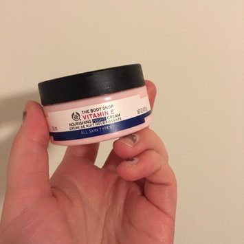 Photo of THE BODY SHOP® Vitamin E Nourishing Night Cream uploaded by Shayla L.