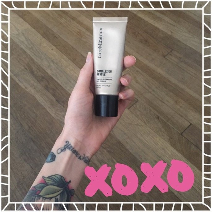Bare Escentuals bare Minerals Complexion Rescue Tinted Hydrating Gel Cream uploaded by Danielle C.