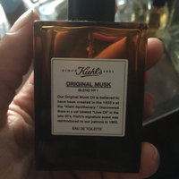 Kiehl's Musk Eau De Toilette Spray uploaded by Stephanie W.
