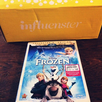 Frozen (Blu-ray + DVD + Digital HD) (Widescreen) uploaded by Kelly L.