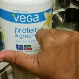 Vega One Protein & Greens Vanilla Protein Powder uploaded by Pallavi R.