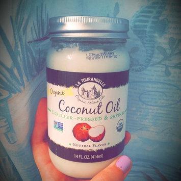 Photo of La Tourangelle Organic Virgin Unrefined Coconut Oil 14 OZ uploaded by Joanny R.