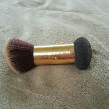 Photo of tarte Double Duty Beauty Powder Foundation Brush & Removable Sponge uploaded by Chelsey C.