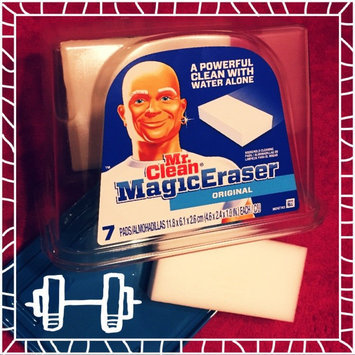 Photo of Mr. Clean Magic Eraser Original uploaded by Jessica W.