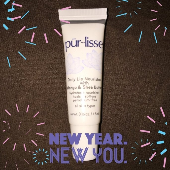 Purlisse Daily Lip Nourisher With Mango and Shea Butter uploaded by Annie C.