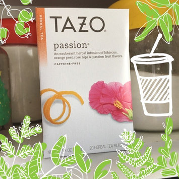 Photo of Tazo Iced Tea Bundle - 32 Fl Oz of Iced Passion and Iced Peachy Green uploaded by Geena P.