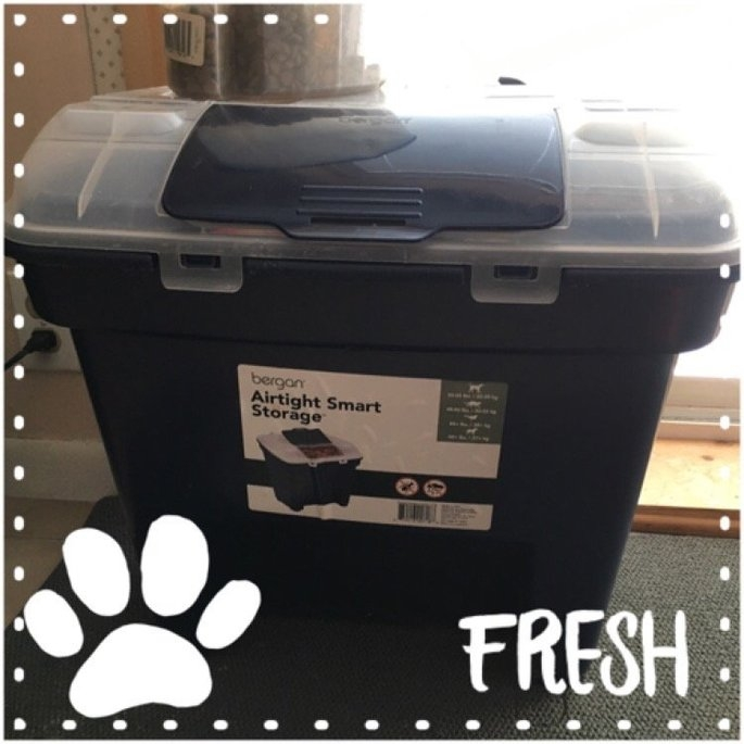 Bergan Pet Products Pet Food Storage (Set of 4) uploaded by Léage Marie M.