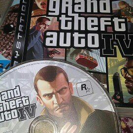 Photo of Sony Grand Theft Auto IV (PlayStation 3) uploaded by Dulcia P.